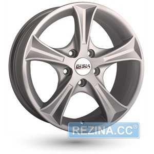 Купить DISLA Luxury 706 S R17 W7.5 PCD5x108 ET40 DIA67.1