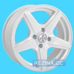JH 1457 White - rezina.cc