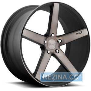 Купить Niche Milan Black/DDT R20 W9.5 PCD5x120 ET40 HUB72.56