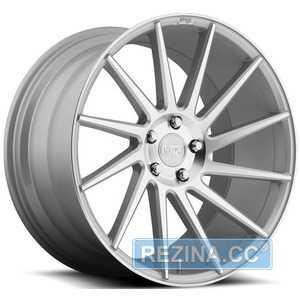 Купить Niche Surge Silver R20 W8.5 PCD5x120 ET35 HUB72.56