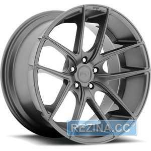Купить Niche Targa Gray R19 W8.5 PCD5x112 ET34 HUB66.6