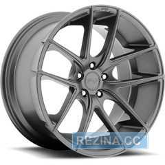 Купить Niche Targa Gray R19 W9.5 PCD5x112 ET35 HUB66.6