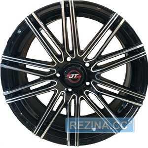 Купить JT 1636 BM R17 W7 PCD8x100/114.3 ET42 DIA73.1
