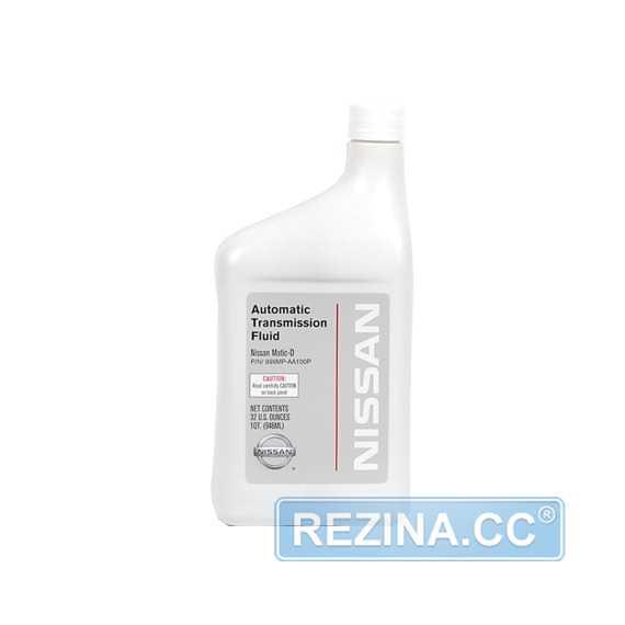 Трансмиссионное масло NISSAN ATF Matic-D - rezina.cc