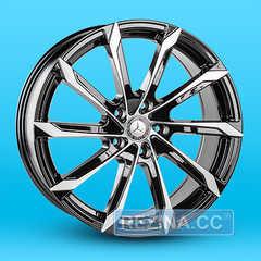 Купить REPLICA Mercedes JT-2058 MB R18 W8 PCD5x112 ET40 DIA66.6