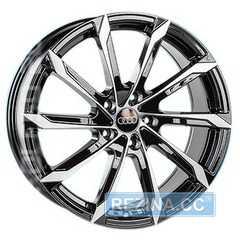 Купить REPLICA Audi JT-2058 MB R18 W8 PCD5x112 ET40 DIA66.6