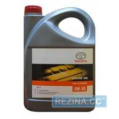 Купить Моторное масло TOYOTA Premium Fuel Economy 5W-30 (5л)
