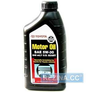 Купить Моторное масло TOYOTA MOTOR OIL SM 5W-30 (0.946л)