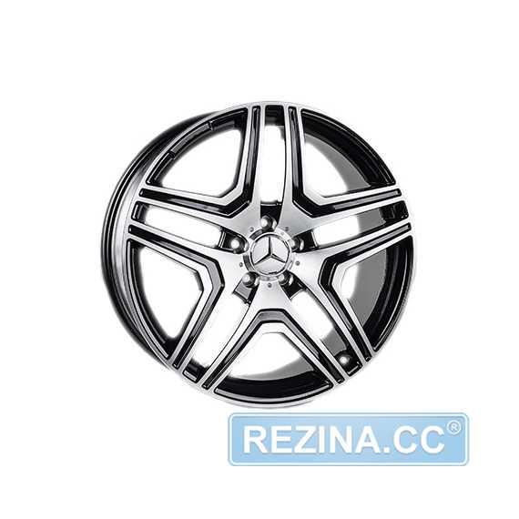 REPLICA Mercedes JT 1284 BM - rezina.cc