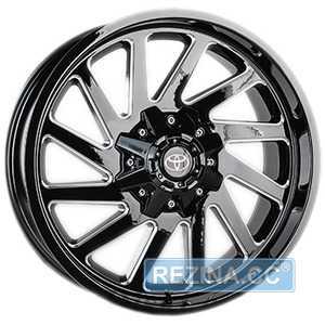 Купить REPLICA Toyota JT-1627 BMill R20 W9 PCD5x150 ET20 DIA110.1