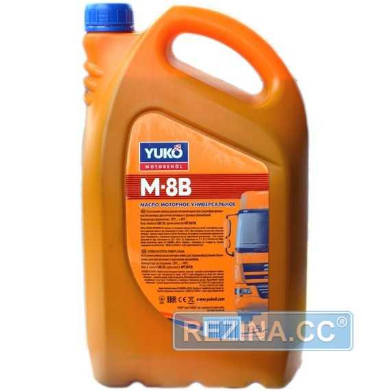 Моторное масло YUKOIL М-8В - rezina.cc