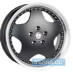 Купить REPLICA Mercedes-AMG JT-1449 BMatt R17 W7.5 PCD5x112 ET35 DIA66.6
