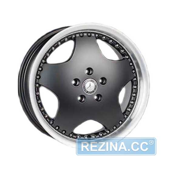 REPLICA Mercedes-AMG JT-1449 BMatt - rezina.cc