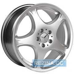 Купить REPLICA Mercedes JH 1217 HS R18 W8 PCD5x112 ET44 DIA66.6