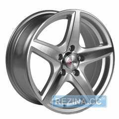 Купить REPLICA Skoda JH 1457 Silver R15 W6.5 PCD5x112 ET40 DIA57.1