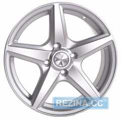 Купить REPLICA Citroen JH 1457 Silver R16 W7 PCD4x108 ET25 DIA65.1