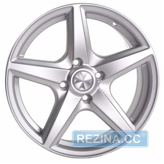 REPLICA Citroen JH 1457 Silver - rezina.cc
