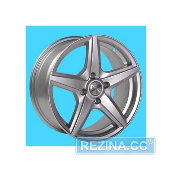 REPLICA Chevrolet JH 1457 Silver - rezina.cc