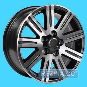 Купить REPLICA Toyota JH 2159 GMMF R17 W7 PCD5x114.3 ET35 DIA60.1