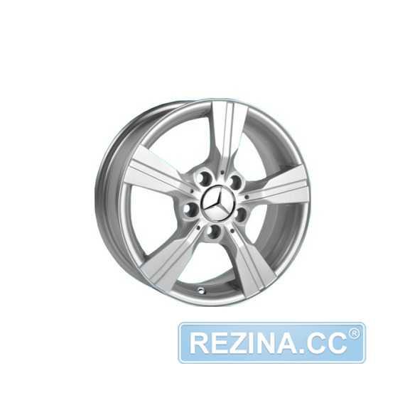 REPLICA Mercedes JH 2433 Silver - rezina.cc