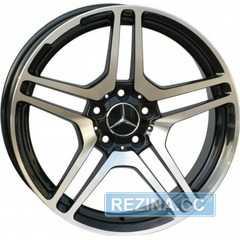 Купить REPLICA Mercedes JH 541 BMF R20 W9.5 PCD5x112 ET38 DIA66.6