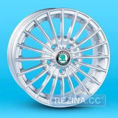 Купить REPLICA Scoda T-537 S R15 W6 PCD5x112 ET45 DIA57.1