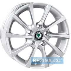 Купить REPLICA Volkswagen JT-1263 SiL R16 W6.5 PCD5x112 ET45 DIA57.1