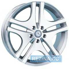 Купить REPLICA Mercedes A-F033 GF R18 W7.5 PCD5x112 ET43 DIA66.6