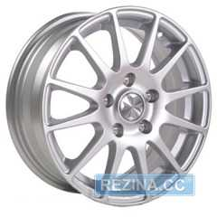 Купить REPLICA Skoda JH 1156 Silver R15 W6 PCD5x112 ET45 DIA57.1