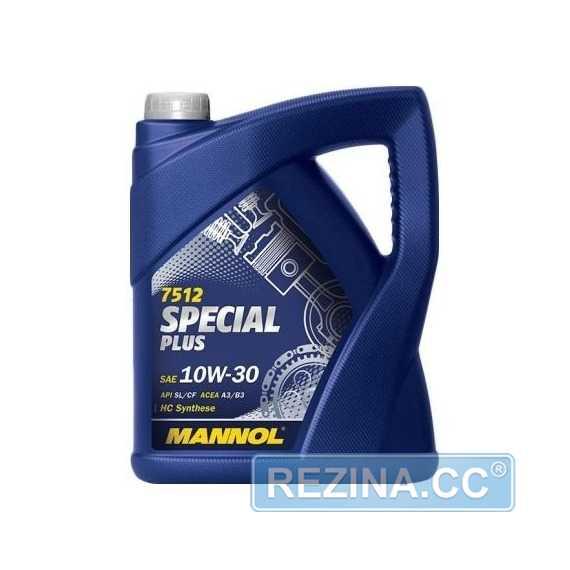 Моторное масло MANNOL Special Plus  7512 - rezina.cc