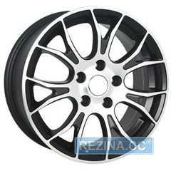 Купить REPLICA Citroen JH-1001 BMF R16 W7 PCD4x108 ET25 DIA65.1