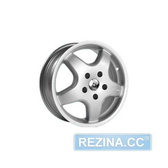 REPLICA Volkswagen T5 JH 1247 Silver - rezina.cc