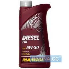 Моторное масло MANNOL Diesel TDI - rezina.cc