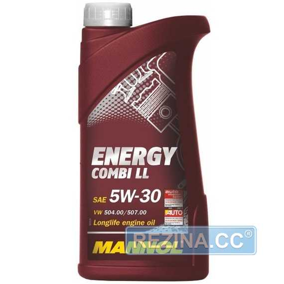 Моторное масло MANNOL Energy Combi LL - rezina.cc