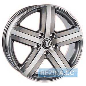 Купить REPLICA Volkswagen Touareg A-R159 MG R17 W7.5 PCD5x130 ET57 DIA71.6