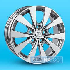 Купить REPLICA Toyota A-R041 GM R17 W7 PCD5x114.3 ET45 DIA60.1
