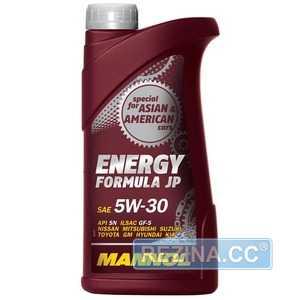 Купить Моторное масло MANNOL Energy Formula JP 5W-30 (1л)