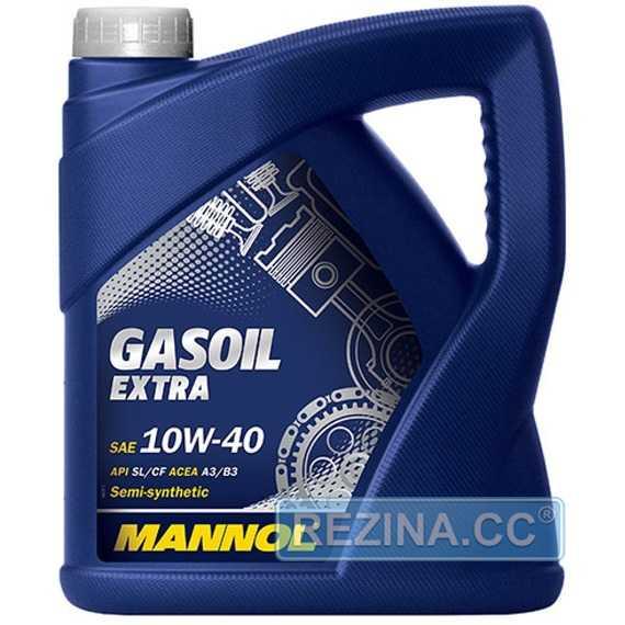 Моторное масло MANNOL Gasoil Extra - rezina.cc