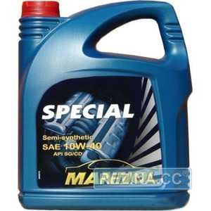 Купить Моторное масло MANNOL Special 10W-40 (5л)