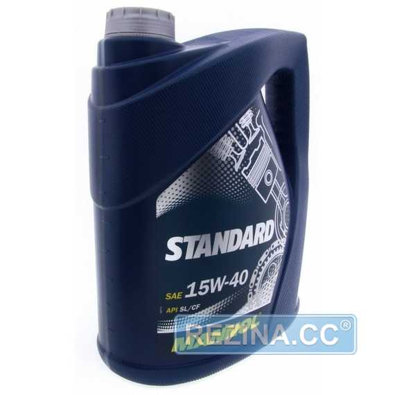Моторное масло MANNOL Standard - rezina.cc
