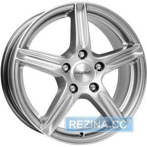 Купить DEZENT L si BASE Silver R15 W6 PCD4x108 ET46 DIA70.1