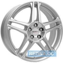 Купить DEZENT RB BASE Silver R17 W7 PCD5x112 ET38 DIA70.1