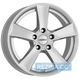 Купить DEZENT RE BASE Silve R16 W6.5 PCD4x108 ET40 DIA70.1