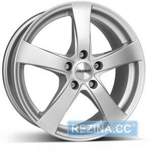 Купить DEZENT RE BASE Silve R16 W6.5 PCD4x108 ET40 DIA70.1