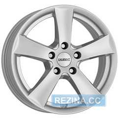 Купить DEZENT RE BASE Silve R17 W7 PCD4x108 ET40 DIA70.1