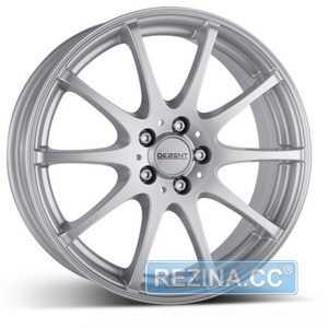 Купить DEZENT V BASE Silver R17 W7 PCD5x108 ET30 DIA70.1