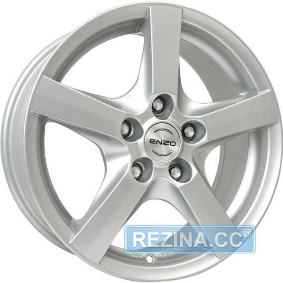 ENZO H BASE Silver - rezina.cc