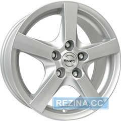 Купить ENZO H BASE Silver R17 W7 PCD5x100 ET38 DIA60.1