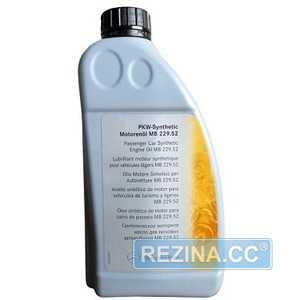 Купить Моторное масло MERCEDES-BENZ Synthetic MB 229.52 (1л)