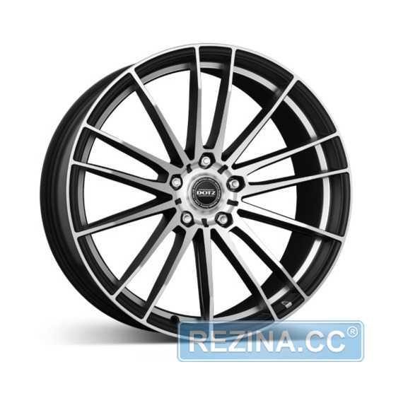 DOTZ Fast Fifteen Black matt/polished - rezina.cc